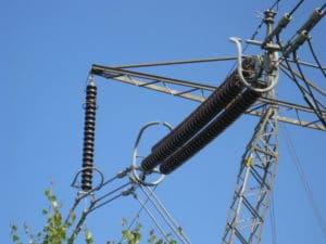 LEJ 400 kV Skruv