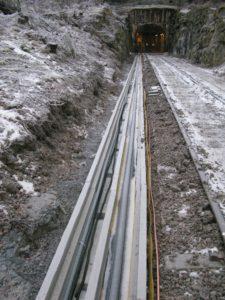 Nya 145 kV-kablar till Trafikverkets omformarstation Ottebol