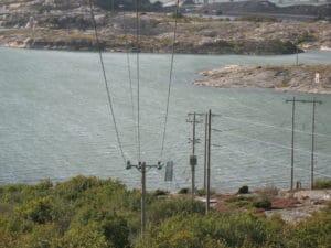 Projektering Opto i kraftledning till Marstrand