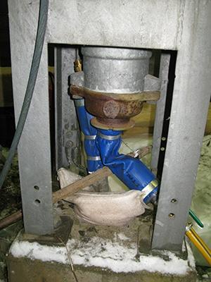 Sanering av pcb-smittad kabel.
